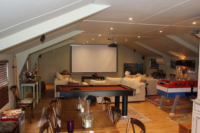 Home Cinema in Surrey