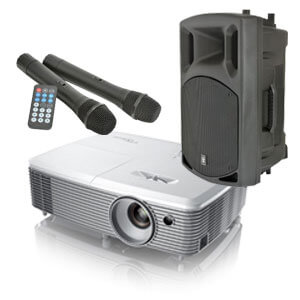 AV Presentation Equipment Hire